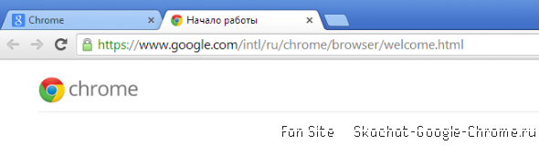 Google Chrome для Windows